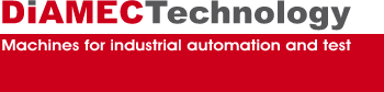 Diamec Technology - Machines for industrial automation and test